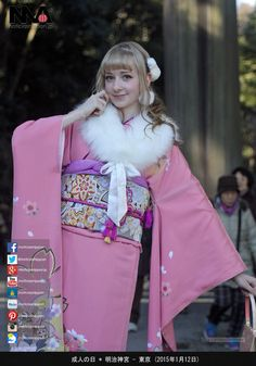 #seijinnohi #meijijingu #tokyo #shibuya #japan #kimono #mayoriadeedad