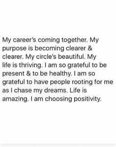 Affirmations that I will tell myself everyday this summer Affirmations Positives, Positive Affirmations, Positive Quotes, Motivational Quotes, Inspirational Quotes, Now Quotes, Words Quotes, Wise Words, Quotes To Live By