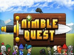 Nimble Quest  Android Game - playslack.com , govern the team of heroes and govern them through many levels full of different foes. Find brand-new heroes that will join your organization. govern the heroes to success in this game for Android. Characters are following you in formation. They move at a regular rate. You have to govern your organization not to mangle into hindrances or each other. The characters you meet will join you increasing the length of the series. You'll be able to select…