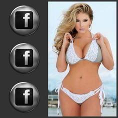 """ALL ALEXISS SWIMSUITS ARE MADE IN THE USA WITH HIGH QUALITY MATERIALS AND WORKMANSHIP! From $49.99  To browse our Full Collection, Click Here => www.shopalexiss.com  Stay tuned and follow her journey on Facebook => www.facebook.com/AshleyAlexiss/  (1) More than 3.8 Million Followers Online (2) Miss Social Winner (3) CHAMPION  """"Beauty is not a size."""" - ALEXISS™   If (M) can't do it, it can't be done. - (M)BRAIN™ ADVANTAGE => Hicham el Hassany, Robert Kovac, Joëy de Man"""