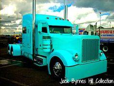 Cool Semi-Trucks | Peterbilt Show Trucks: Photos of Cool Custom Semi Trucks!