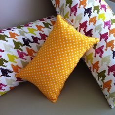 Lemon & Ginger #pillow #home #homesweethome #summer