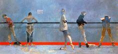 没後10年 ロバート・ハインデル展 - Con Brio 楽譜と趣味の道具箱