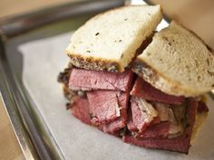 Mile End Delicatessen - authentic Montreal smoked meat, poutine etc - a must try!