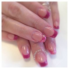 Young Nails coverpink color French