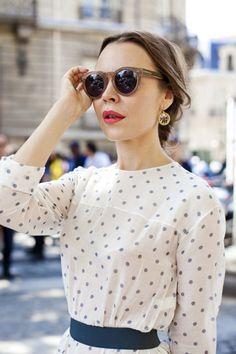 New Style Crush: Ulyana Sergeenko