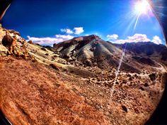 Cerro 7 colores, Uspallata, Mendoza, Argentina. 2014.