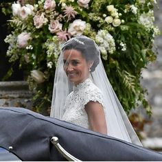 Pippa Middleton's Tiara by Robinson Pelham