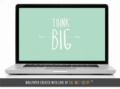 {PRETTY TECH: free wallpapers for your tech} | The Sweet Escape