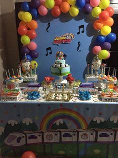 Junior Express, Amazing Cakes, Ideas Para, Roller Set, Themed Parties, Fingernail Designs