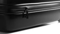 Zipped black matte mobile