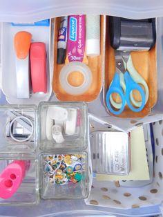 organiser son matériel de bureau 1