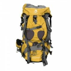 Sales 70 5L Heavy Duty Hiking Camping Travel Backpack Bag Yellow online - Look for Backpacks