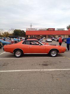 1973 Dodge Charger SE.