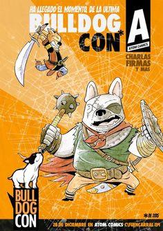 III Bulldog Con