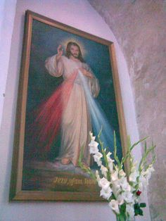 Divine Mercy 1273 Jesus: My daughter, do you think you have written enough about My mercy?