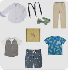 Try Mac & Mia subscription box :) It's a personal styling service for your kids! Cute outfits for your boys and girls. Personalized clothing to fit your child's fashion needs. 1. Just click pic 2. Fill out style profile! Make sure to be specific in notes. 3. Schedule fix and Enjoy :) There's a $20 styling fee but will be put towards any purchase!