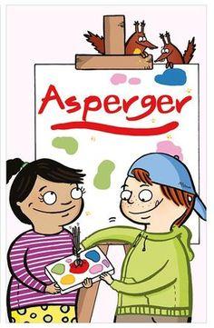 Om Asperger för barn - finns som pdf eller som broschyr att beställa.