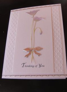Thinking of You by jan31 - Cards and Paper Crafts at Splitcoaststampers