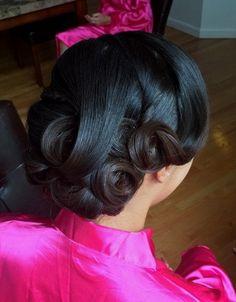 wedding-updo-for-black-hair