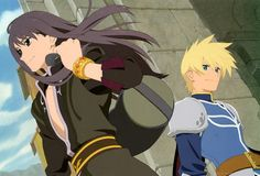 From Tales of Vesperia ~ The First Strike ~ Official Fanbook