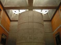 Yale University Art Gallery, New Haven, Ct. 1951-53. Louis Kahn.