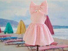 Sweet Petite Vintage Style Summer Dress and by SweetPetiteShoppe