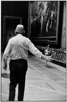 Alecio de Andrade, Le Louvre