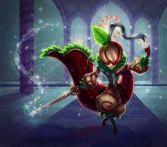 Peppermint Knight by Riyami