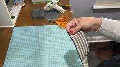 Diy bow making Making farmhouse bows today. Diy Bow, Diy Ribbon, Ribbon Bows, Ribbons, Burlap Bows, Hobbies That Make Money, Hobbies For Women, Christmas Tree Bows, Christmas Diy