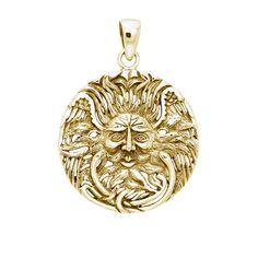 Oberon Zell Belenos Celtic Sun God Pendant VPD1581