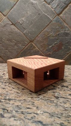 Passive iPhone speaker by BSharpwoodworking on Etsy
