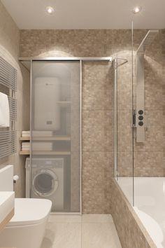Медовые оттенки - 3D-проект компактного пространства | PINWIN - конкурсы для архитекторов, дизайнеров, декораторов