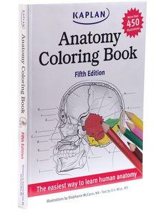 27 Best Anatomy Coloring Book images | School, Nursing, Anatomy