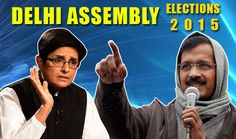 Delhi Assembly Election 2015 Live News: Delhi assembly election 2015 for 70 members of seats will be held on 7th February 2015 watch live on Aaj Tak Live Tv.