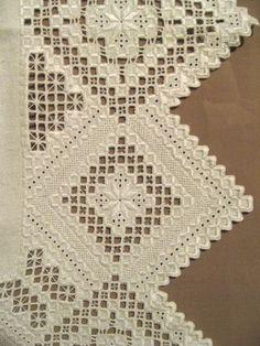 Hardanger Embroidery - Vesterheim