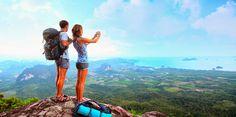 Estudo revela que viajar torna as pessoas mais confiantes e receptivas: