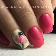 Discover new and inspirational nail art for your short nail designs. Perfect Nails, Gorgeous Nails, Diy Nails, Cute Nails, Plaid Nails, Nail Polish Art, Diy Nail Designs, Luxury Nails, Flower Nail Art