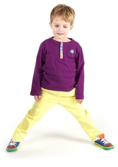Tootsa MacGrinty understand that purple is for boys too! And I totally want those shoes!!!
