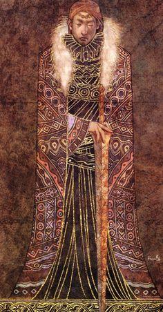 King of Swords - Lunatic Tarot