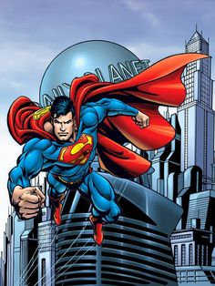 Superman by Jose Luis Garcia-Lopez