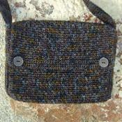 Sticks & Stones Bag - via @Craftsy