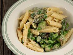 Pasta Primavera Pasta Primavera, Penne, Pizza Recipes, Pasta Salad, Chicken, Meat, Cooking, Ethnic Recipes, Food