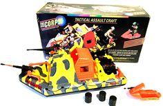 The Corps - Technical Assault Craft  Lenard Toys  The Corps www.detoyboys.nl