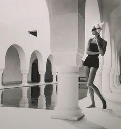 Photograph by Louise Dahl-Wolfe