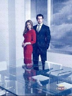 http://www.theestablishingshot.com/ - Man of Steel Promo shot Henry Cavill and Amy Adams