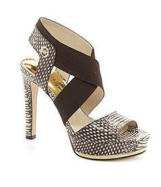 MICHAEL Michael Kors Meadow Platform Sandals