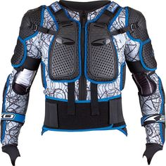 Motorcross Protective Suit