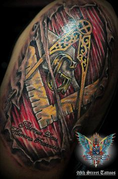 Another great Masonic Tattoo