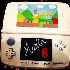 Tarta fondant de Nintendo